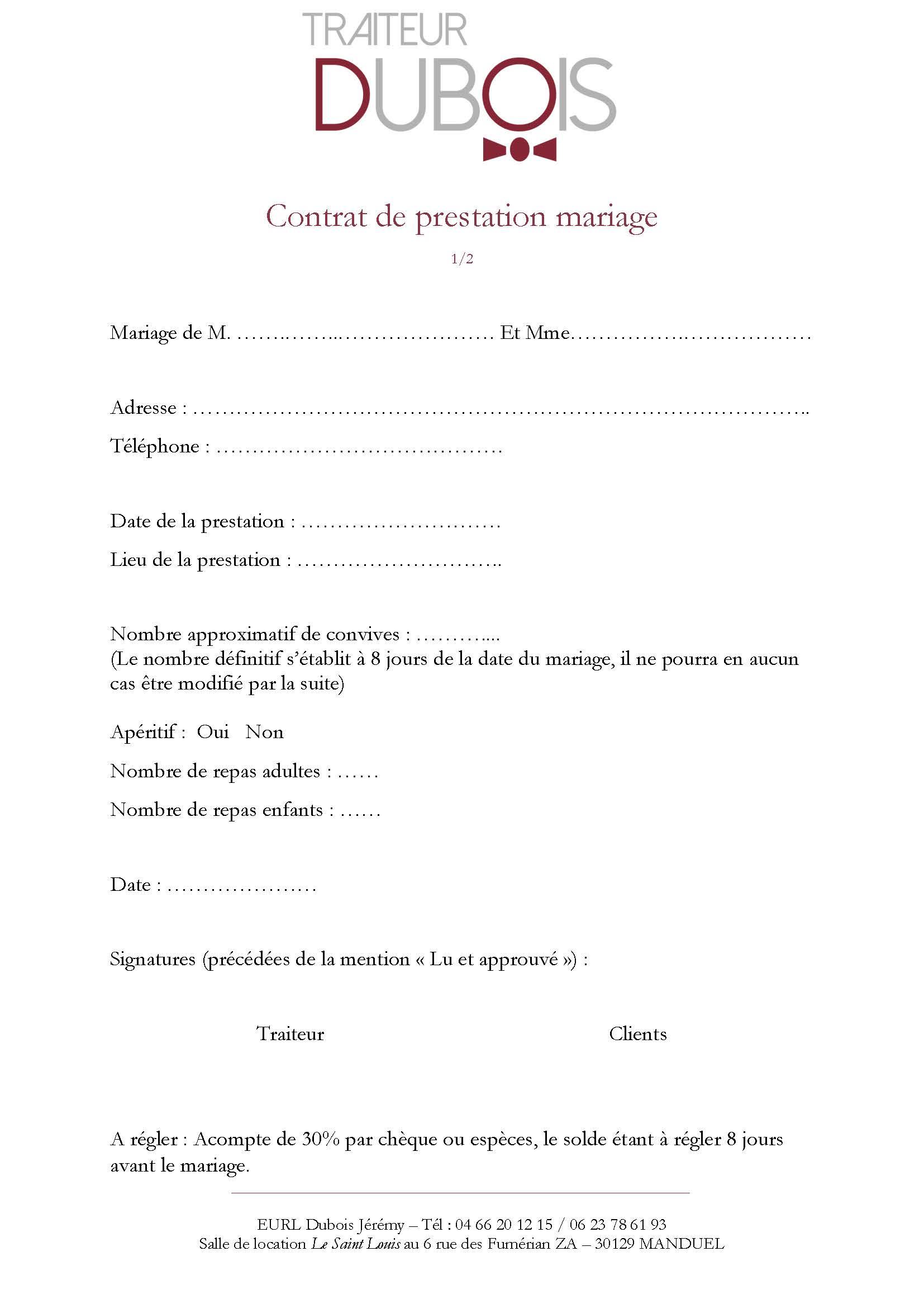 Traiteur mariage Gard - traiteur nimes - location de salle nimes